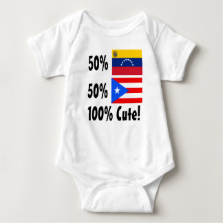 50% Venezuelan 50% Puerto Rican 100% Cute Infant Creeper