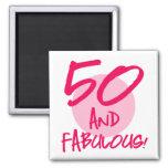 50 y fabuloso iman de nevera