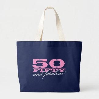 50 y la bolsa de asas fabulosa para el