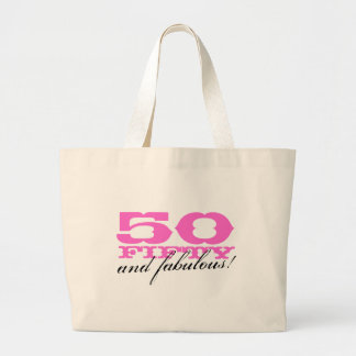 50 y la bolsa de asas fabulosa para el quincuagési