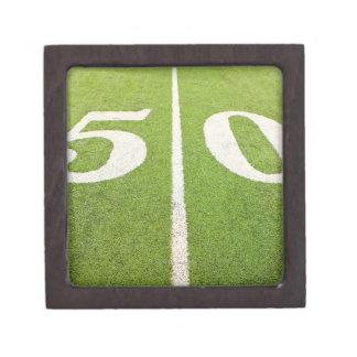 50 Yard Line Premium Jewelry Box
