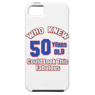 50 year old could look this fabulous iPhone SE/5/5s case