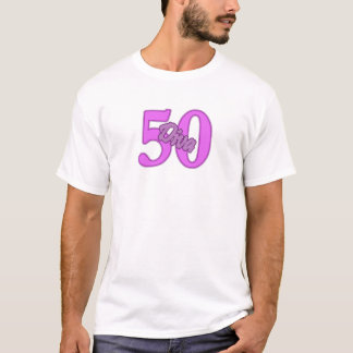50 year old Diva T-Shirt