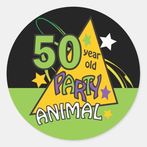 50th Birthday Classic Round