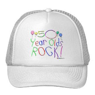 50 Year Olds Rock ! Trucker Hat