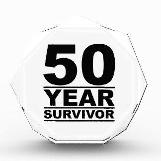 50 year survivor award
