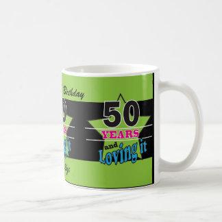 50 Years and Loving It Mug