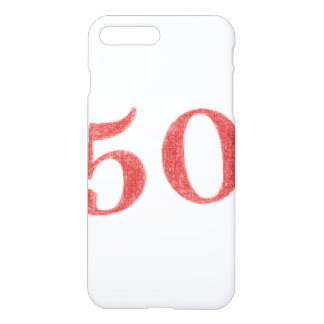 50 years anniversary iPhone 7 plus case