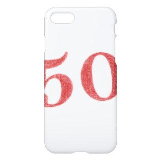 50 years anniversary iPhone 8/7 case