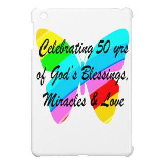 50 YEARS OF BLESSINGS iPad MINI CASES