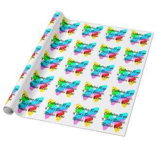50 YEARS OF BLESSINGS WRAPPING PAPER