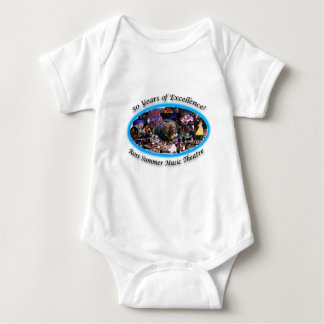 50 Years of Ross Summer Music Theatre Baby Bodysuit