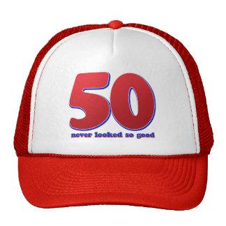 50 years trucker hat