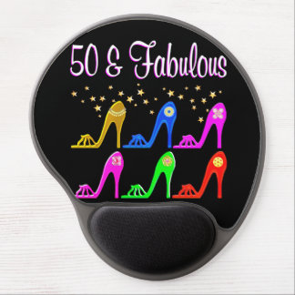 50 YR OLD STILETTO QUEEN GEL MOUSE PAD