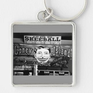 '50c Skeeball' Premium Keychain