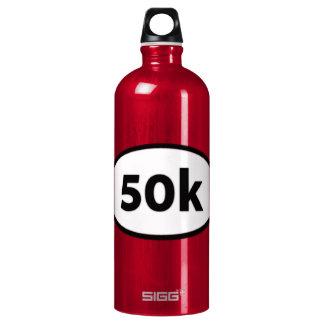 50k aluminum water bottle