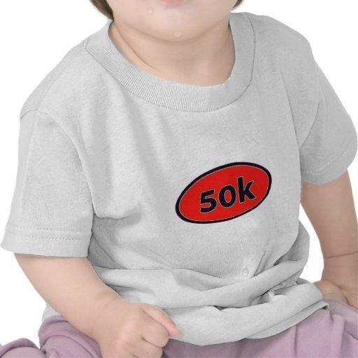 50k camiseta