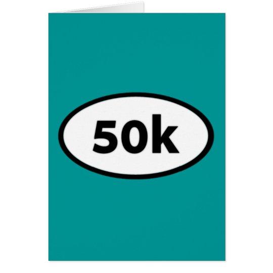 50k card