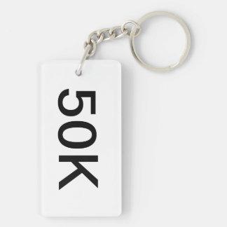 50K Keychain