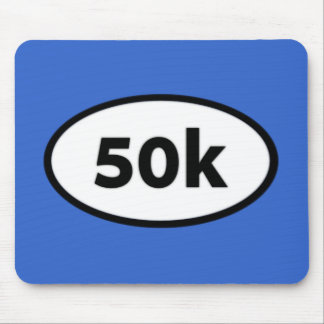 50k mouse pad