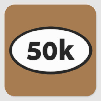 50k square sticker