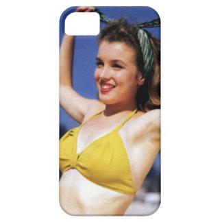 50's Bikini Babe iPhone SE/5/5s Case