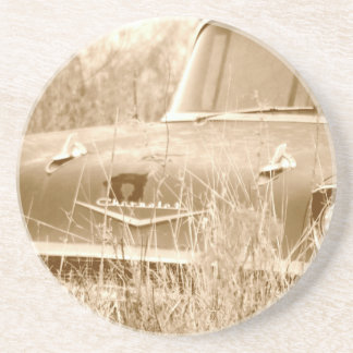 50's Chevy Drink Coaster