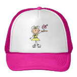 50's Drive-In Waitress T-shirts and Gifts Mesh Hat