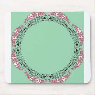 50's Era_Kitchen Mint Green-(c)_Unisex Mouse Pad