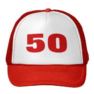 50's hat