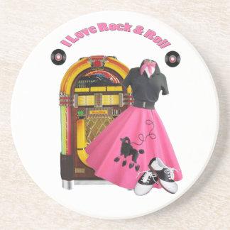 50's I Love Rock & Roll Coaster