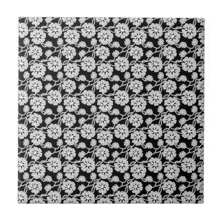 50's Lace 2.png Ceramic Tile