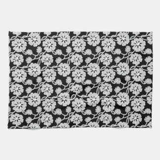50's Lace 2.png Hand Towel