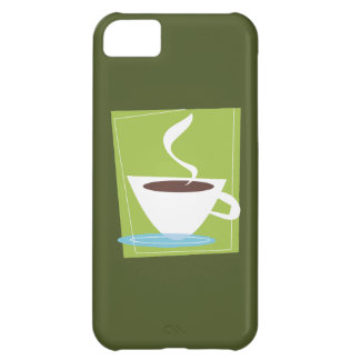 50s Retro Coffee Cup Graphic iPhone 5C Cover