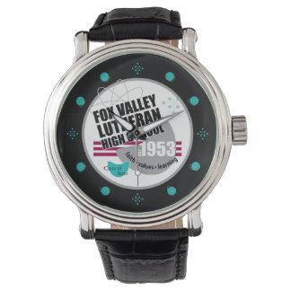 50's Style FVLHS School Spirit Wrist Watch