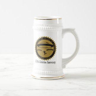 50th Abduction Anniversary Beer Stein Coffee Mug