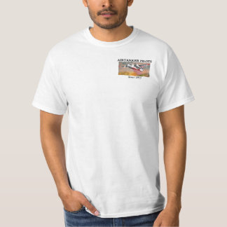 50th Anniversary Airtanker Pilots T-Shirt