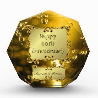 50th anniversary award