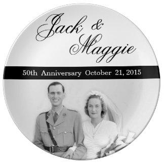 50th Anniversary | Commemorative Plate