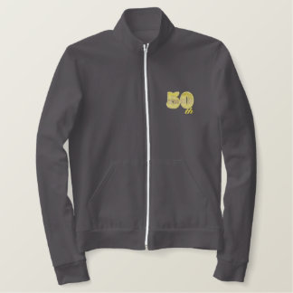 50th Anniversary Embroidered Jacket