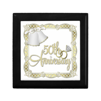 50th Anniversary Gift Box