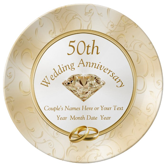 50th Anniversary Gift Ideas for Friends