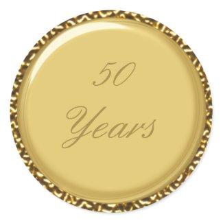 50th Anniversary Gold 1.5