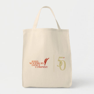 50th Anniversary Grocery Tote Bag