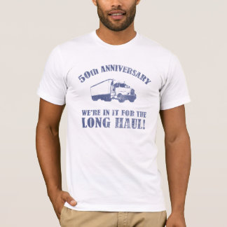 50th Anniversary Humor (Long Haul) T-Shirt