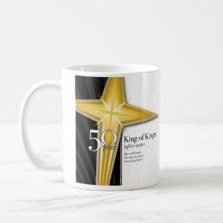 50th Anniversary Logo Mug