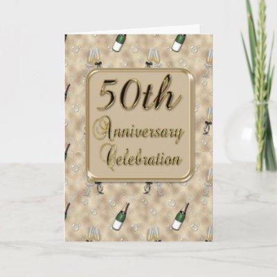 50th anniversary wedding invitations