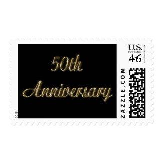 50th Anniversary Postage stamp