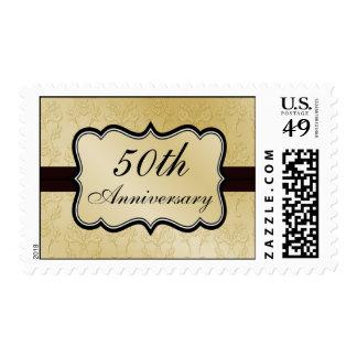 50th Anniversary postage