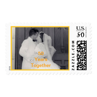 50th Anniversary Postage
